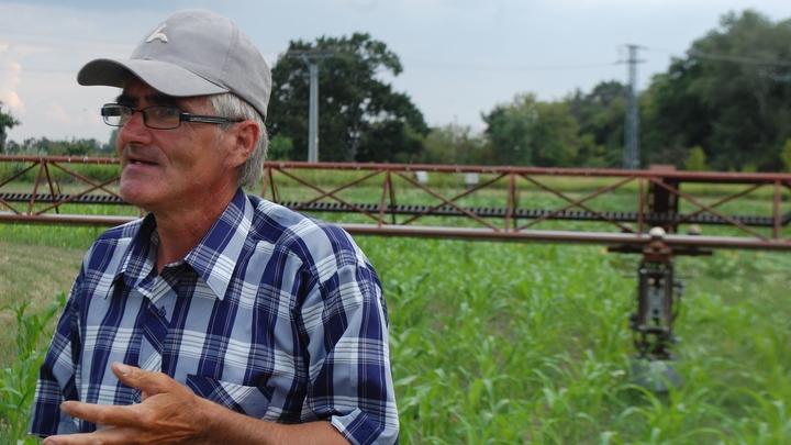 Na návšteve u pána Šlinského a jeho Agrokruhoch