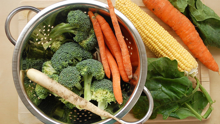 Ako uskladniť zeleninu na zimu?